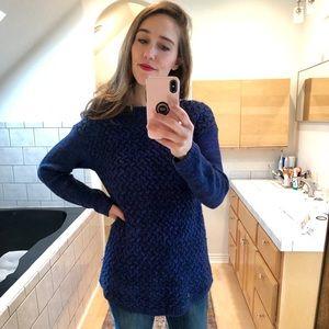 Sweaters - Blue Sweater